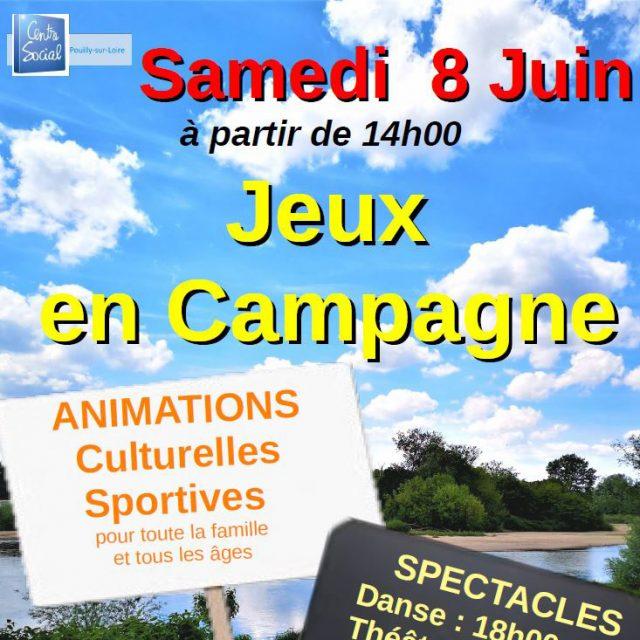 Jeux en Campagne
