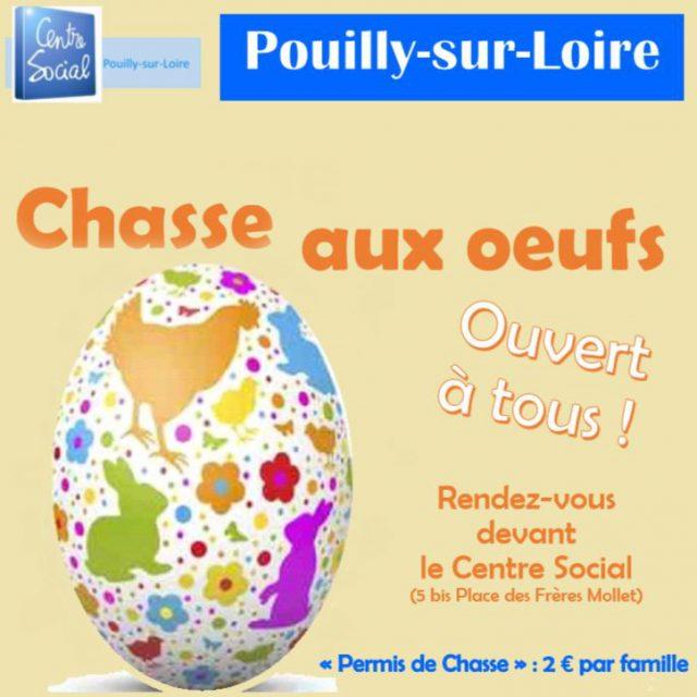 Chasse  aux œufs !!!
