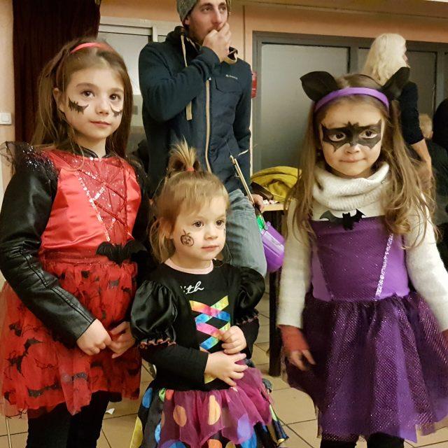 Grand succès d'Halloween cette année