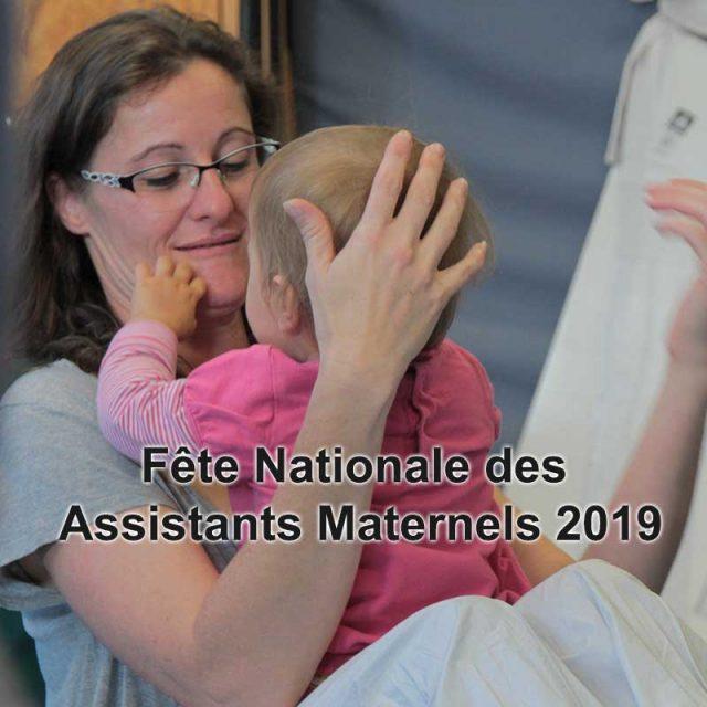 Fête Nationale des Assistants Maternels 2019