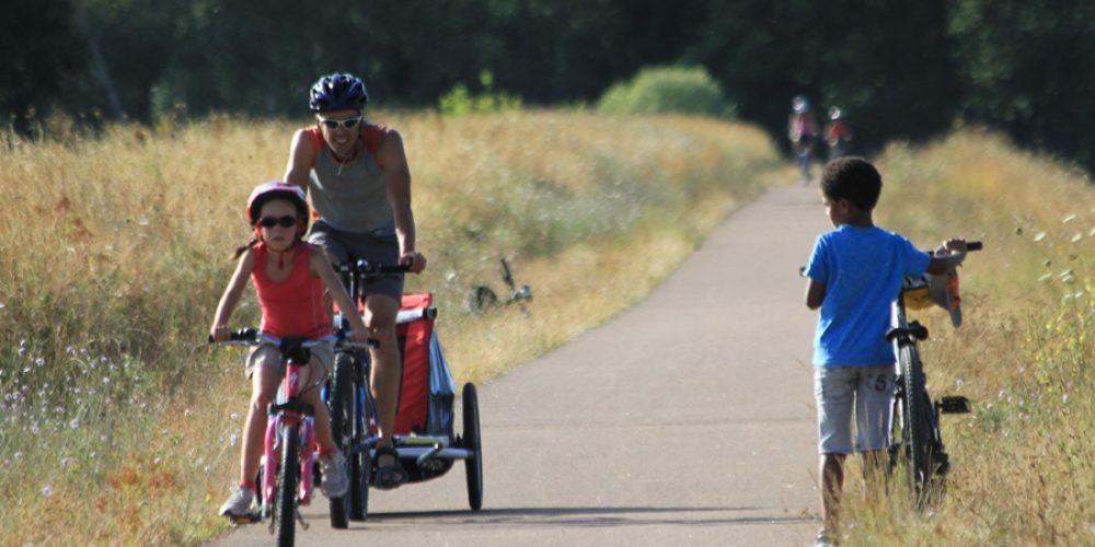 Sortie à vélo le 5 août