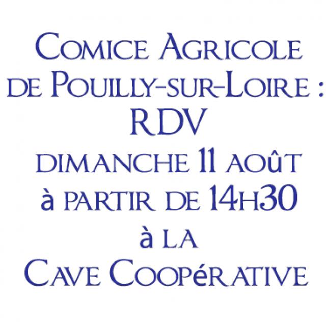 Comice Agricole de Pouilly-sur-Loire