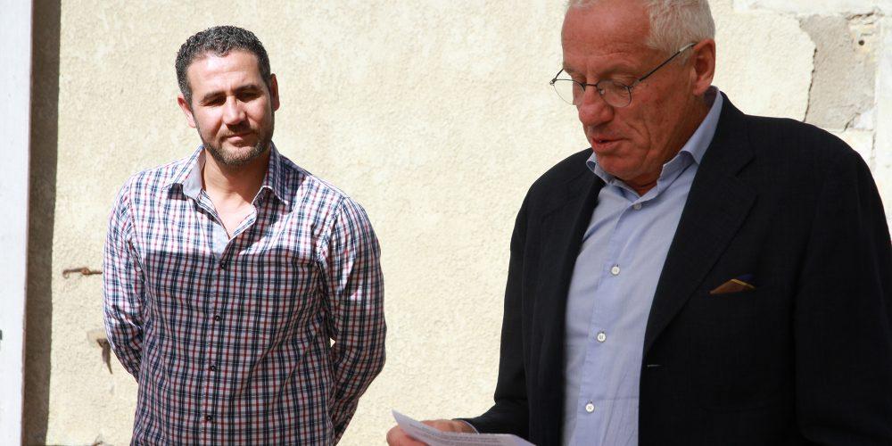 Départ du directeur du Centre Social : Hakim Amaïch